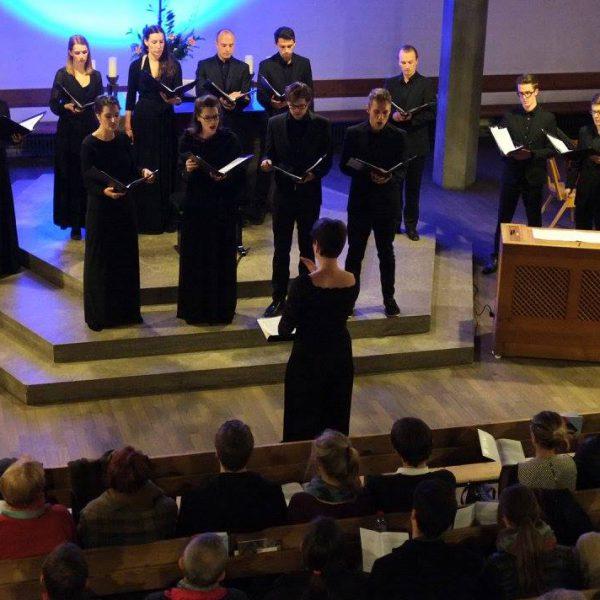 Bach² in der Nazarethkirche, München